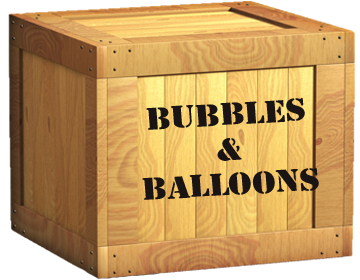View our selection of Bubbles and Balloons camps!