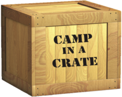 Camp in a Crate, Childrens' Camps To You
